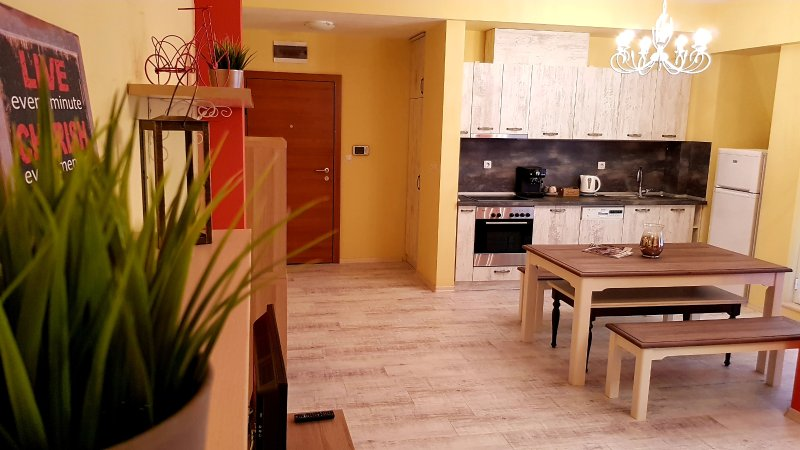 Embassy Park Apartment, holiday rental in Dedovo