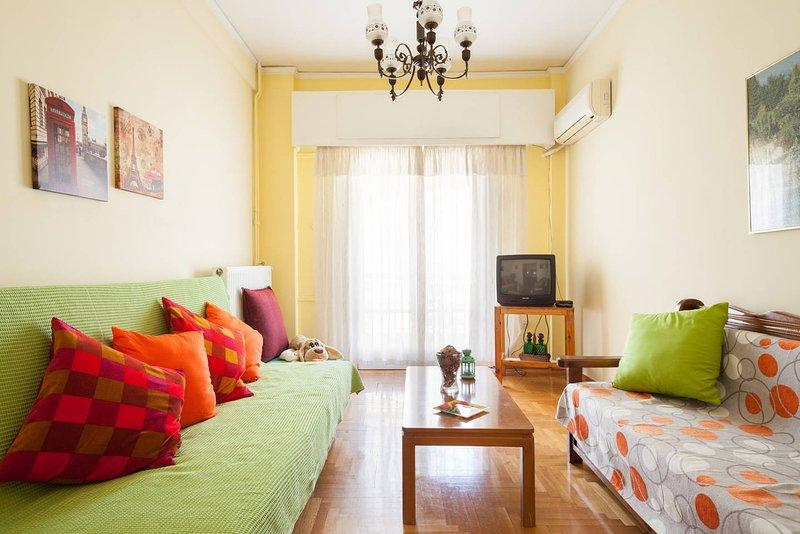 explor Athens and Piraeus, holiday rental in Kallithea