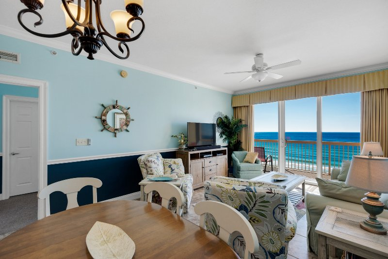 Luxurious beachfront 3 bedroom calypso resort condo - 3 bedroom condos panama city beach fl ...
