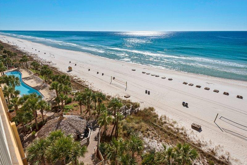 Luxurious Beachfront 3-Bedroom Calypso Resort Condo