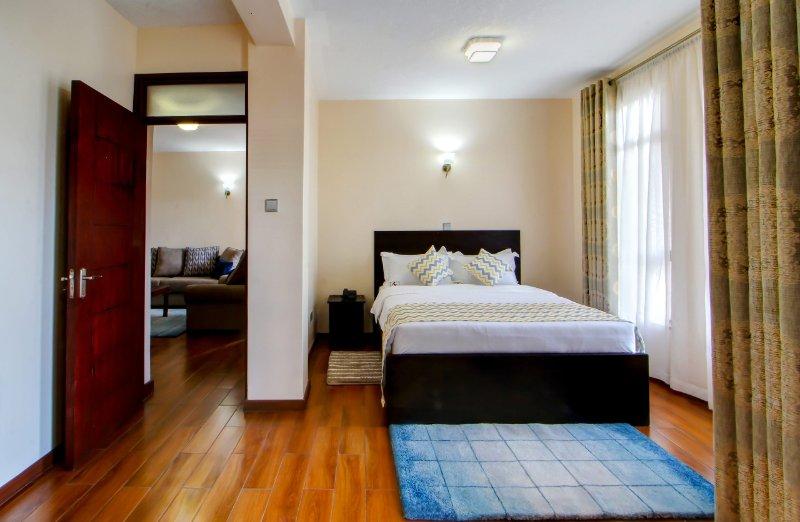 Highlands Suites Kilimani 2-BR Hotel Apartments, holiday rental in Nairobi