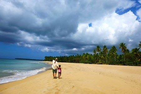 Een van de mooiste stranden in de hele wereld slechts 10 minuten op de weg van ons!