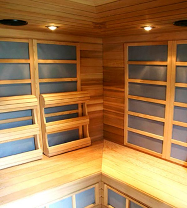 FAR INFRAROUGE SAUNA