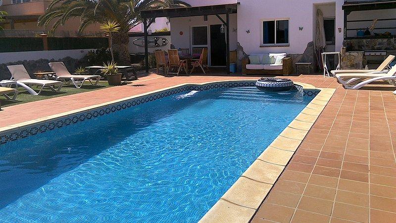 Casa Dunas, aluguéis de temporada em La Oliva