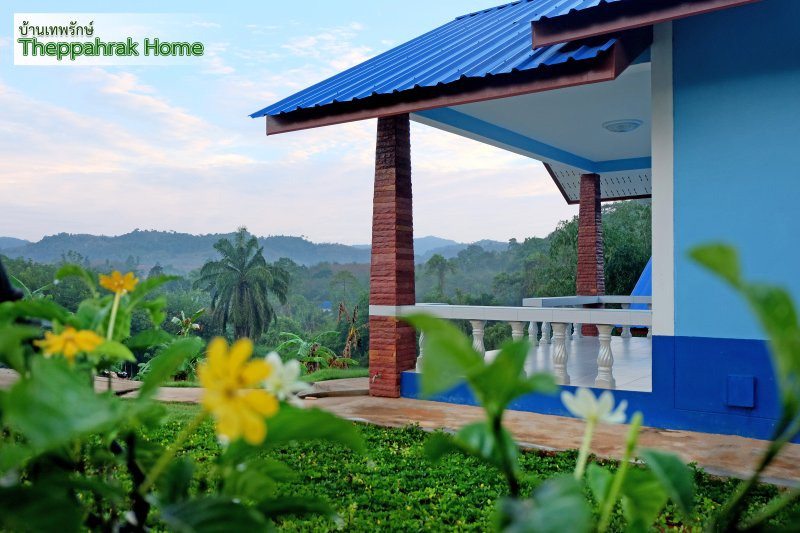 Mountain View Vacation Home Khaolak - Theppahrak Home, vakantiewoning in Khao Lak
