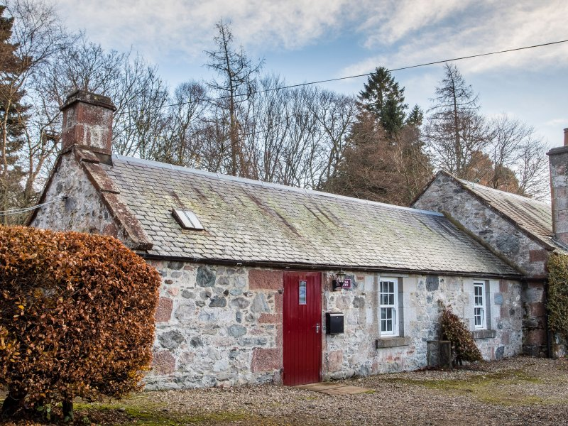 ROTTAL BOTHY, super king bed, WIFI, in Glen Clova, Ref 967381, vacation rental in Murthill