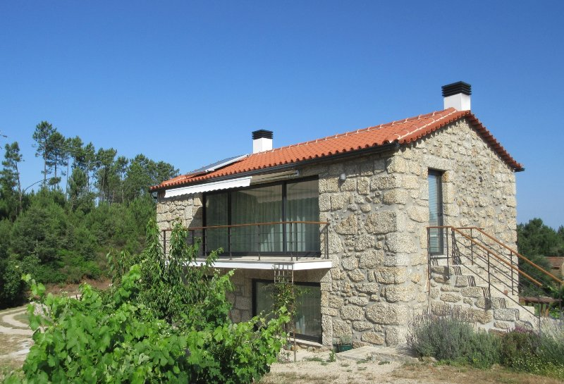 Casa Piscina - Quinta Chão de Galizes, holiday rental in Coimbra District