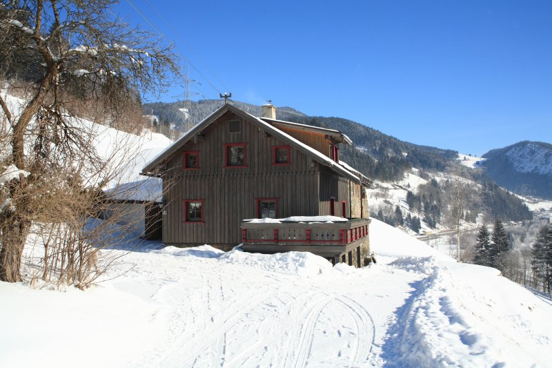 Oberwarthlodge - holiday home in the ski resort