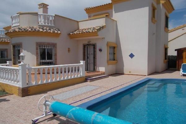 Villa El Bovalar, El Raso (Guardamar del Segura), vacation rental in Guardamar del Segura
