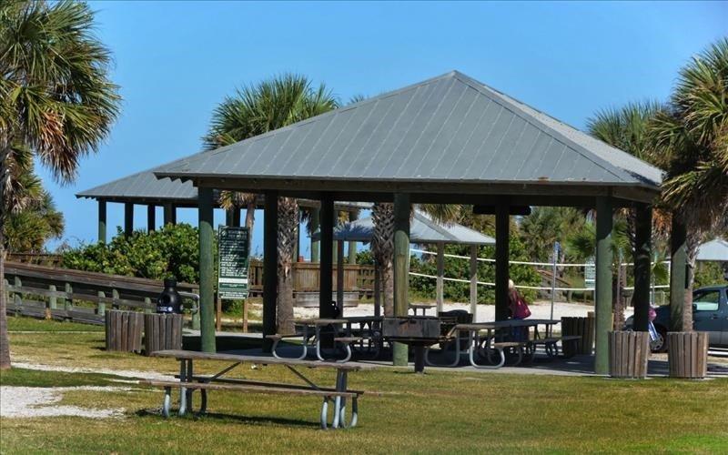 espace barbecue plage publique locale