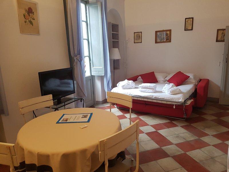 Ca di Ni Residence - Monolocale, vacation rental in Finalborgo