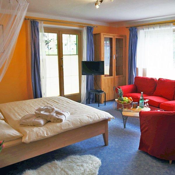 Gästezimmer 'New Eagle's Nest' im Ferienparadies Alpenglühn, vakantiewoning in Hallein