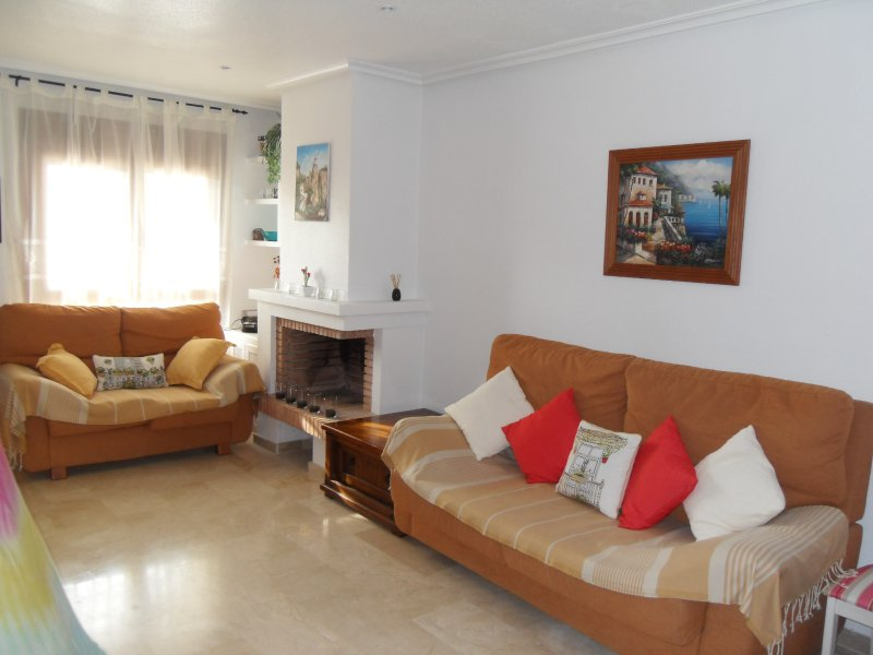 lounge with 2 sofas