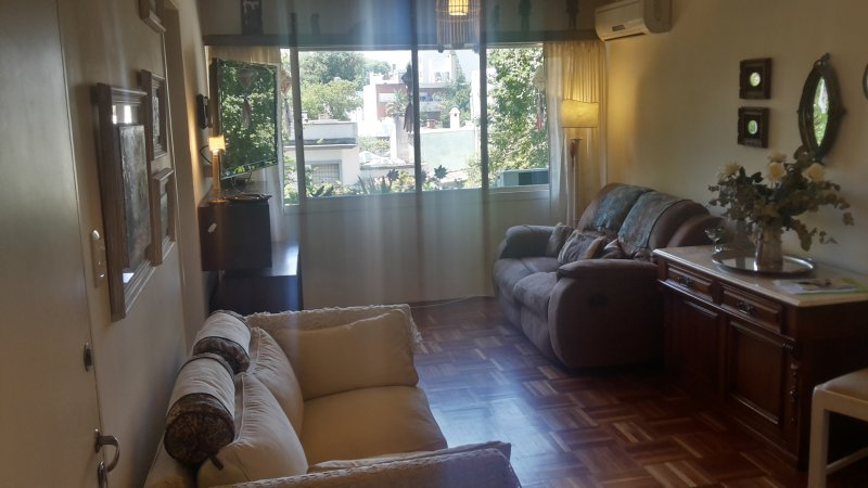EXCELENTE apartamento con la mejor ubicacion, alquiler de vacaciones en Montevideo