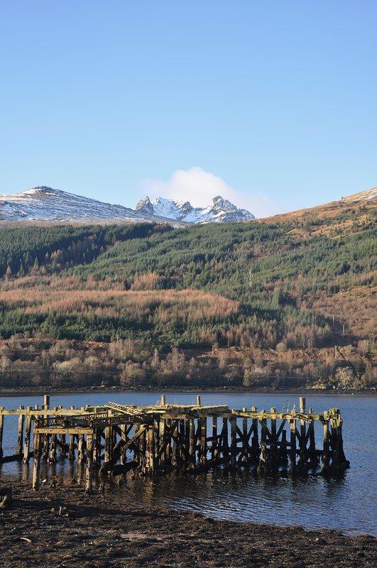 O Cobbler e Loch Long