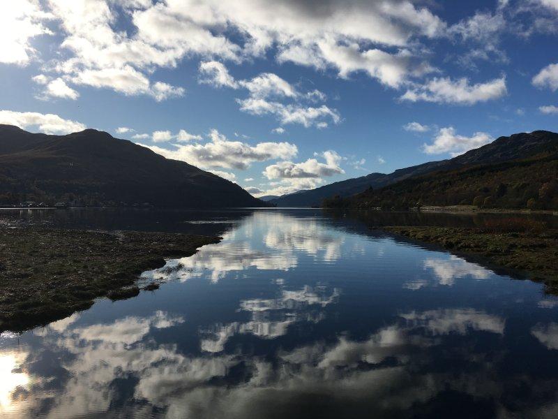 Veja abaixo Loch Long