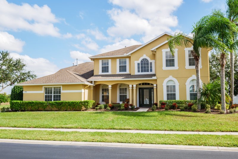 A truly first class 7 bedroom villa sleeps 16 18 updated - 7 bedroom vacation rentals in orlando ...