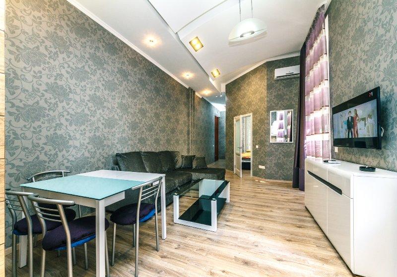 2017 - One bedroom. 6 Zankovetskoi St. Near a Khreschatyk, vacation rental in Kyiv (Kiev)