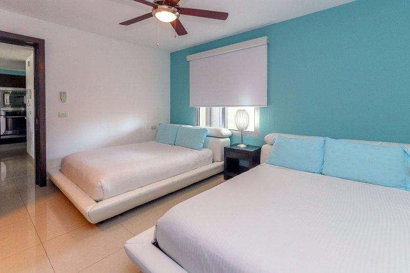 Suite Chambre avec 2 lits queen