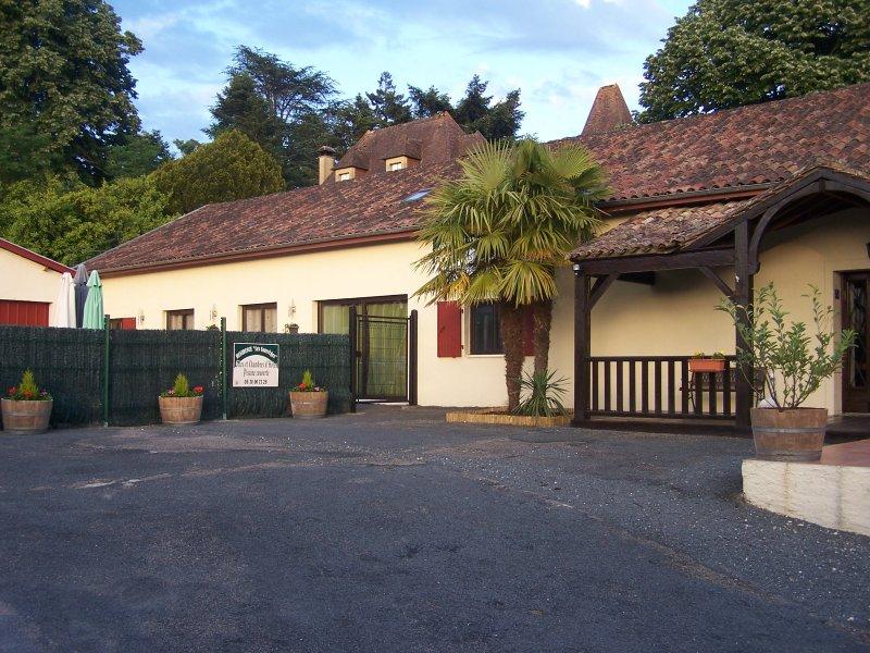 Gite situé au milieu des cinq châteaux dans le Périgord noir, holiday rental in Vezac