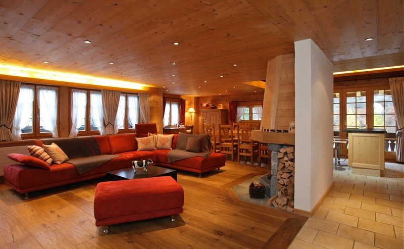Chalet Diana  tranquilité, charme et confort, vacation rental in Canton of Vaud