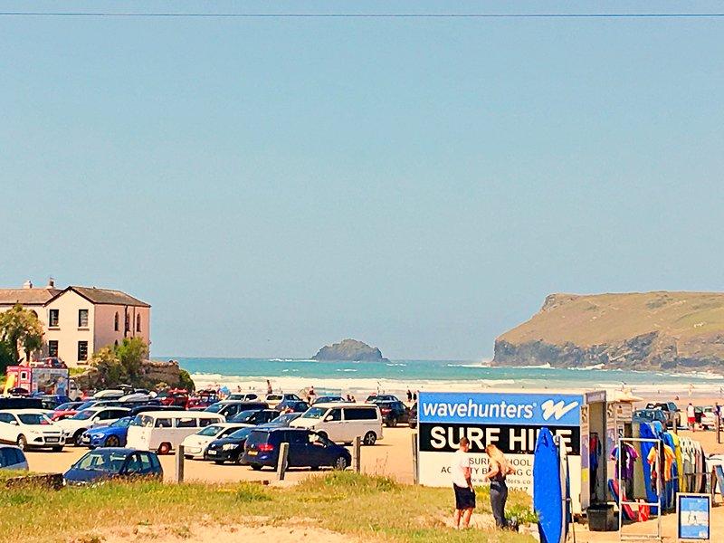Surf Hire  Surf School Polzeath Beach