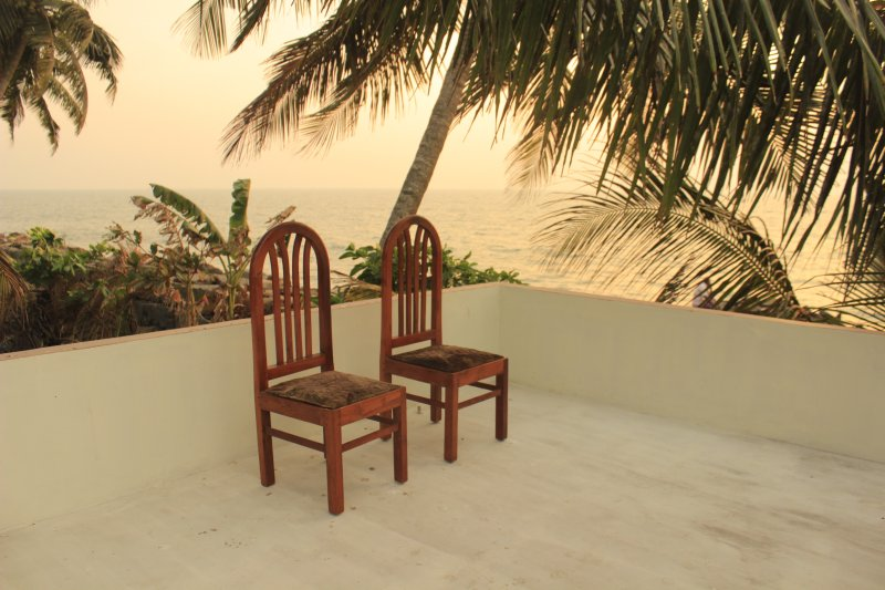 Beaufort House Double room with Aircon, holiday rental in Fort Kochi