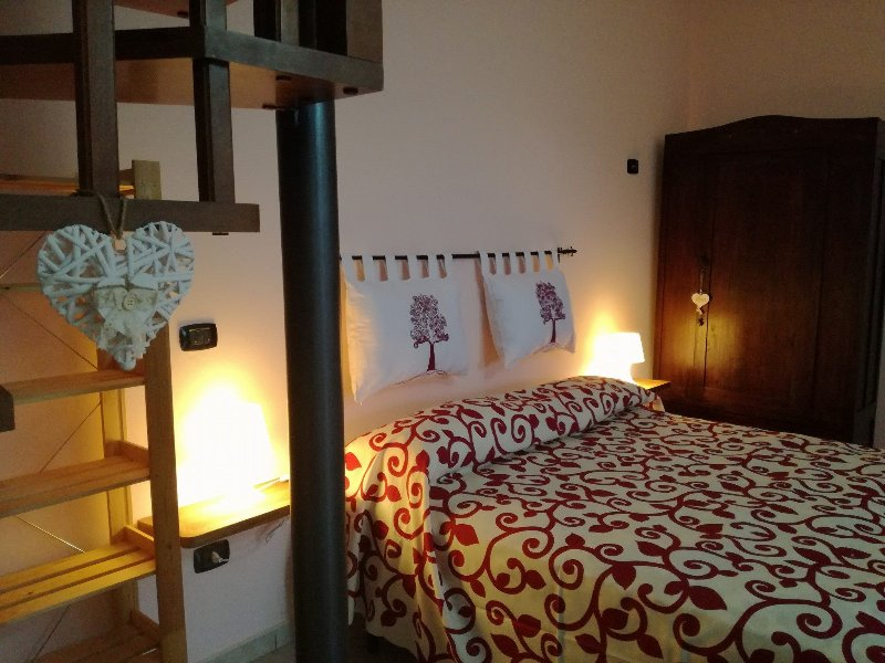 B&B Romantico, vacation rental in Province of Potenza