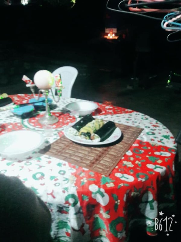 preparation of special dishes. as suchi, lasgna, chicken agri sweet. barbeques. etc