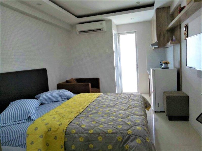 Studio Apartment D10BE, alquiler de vacaciones en Bekasi
