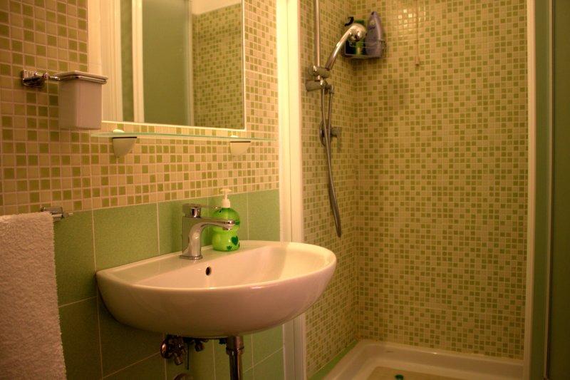 Ensuite bathroom. Bathroom.