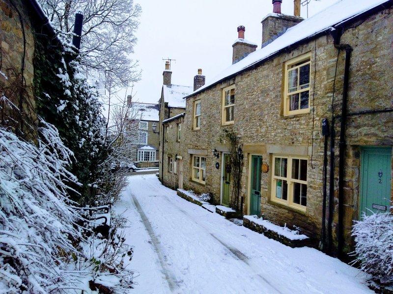 Winter in Church Street.