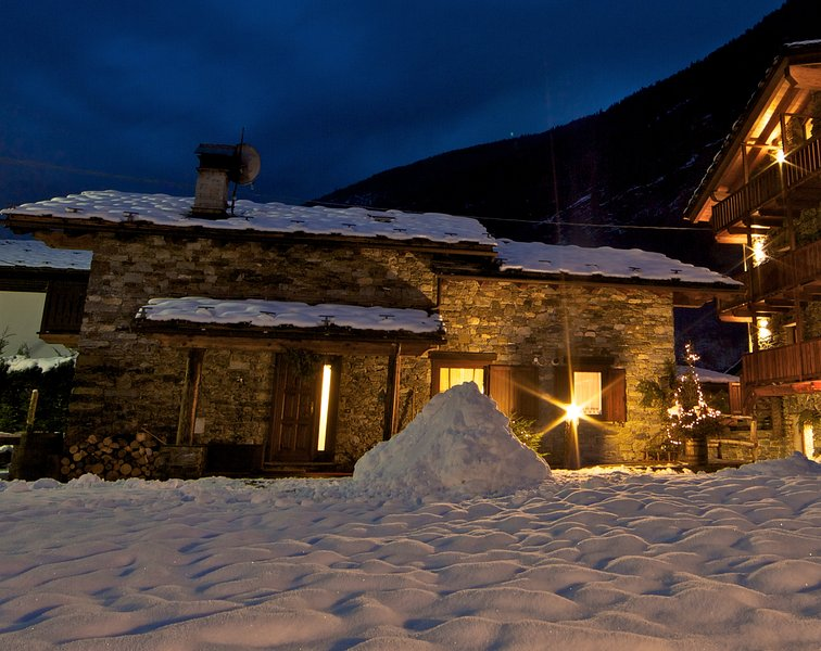 Charming Mountain Chalet in Aosta Valley