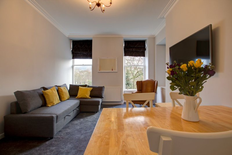 Boutique apartment in the perfect central location, holiday rental in Monkton Combe