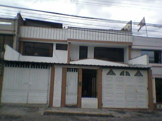 Casa donde se ubica el departamento