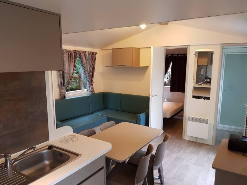 Mobil home Camping****, vacation rental in Saint-Jean-de-Monts