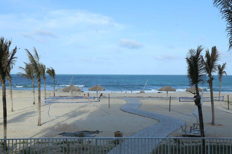 frente mar 350m do parc de la plage
