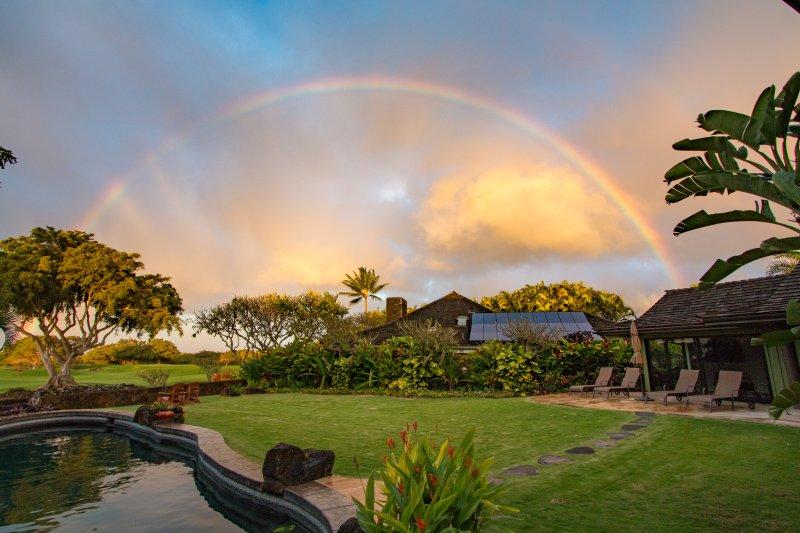 Privacidade, Golf Course, Frontage e Ocean Views destacar esta casa de luxo imobiliário