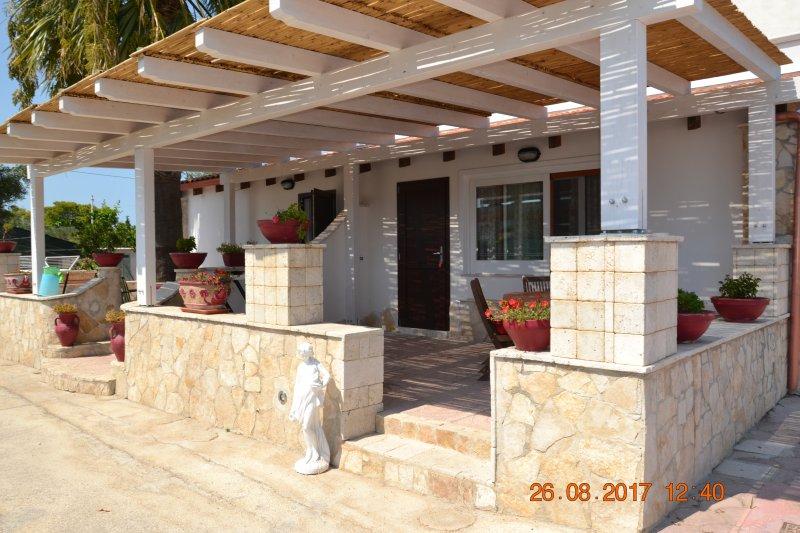 RUBINO ' Villa Delle Gemme', location de vacances à Coppitella