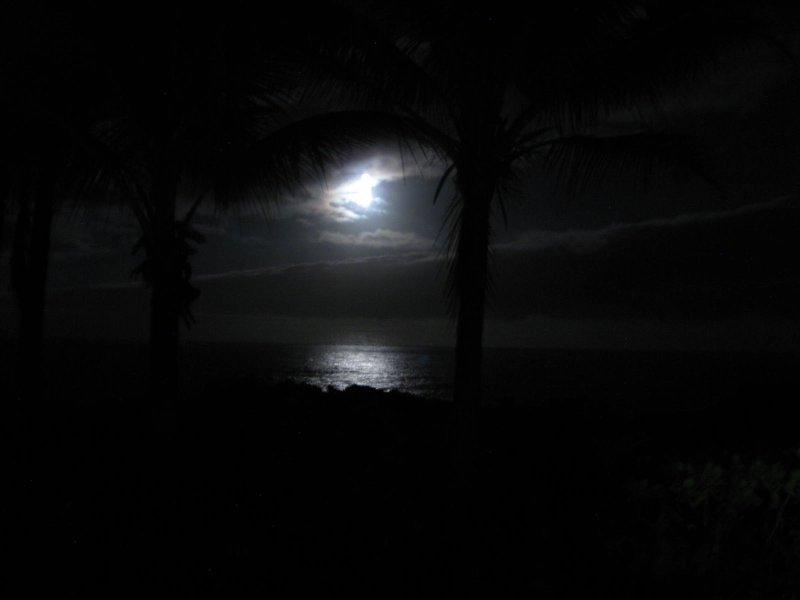 luna piena (Mahina Piha), avrete un meraviglioso soggiorno al Kai Malie !!