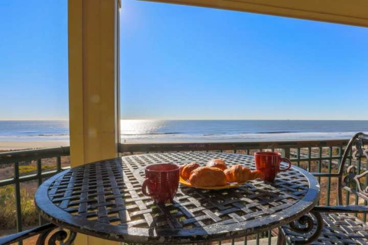 You'll never tire of the sights, sounds or smells of this oceanfront location!
