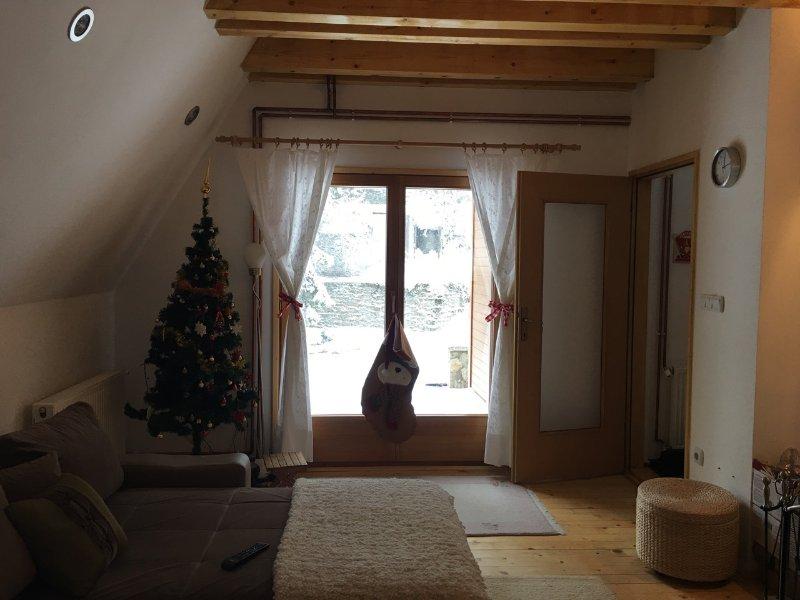 Modern weekend house Bijeli Bor - Vlasic, alquiler vacacional en Vitez
