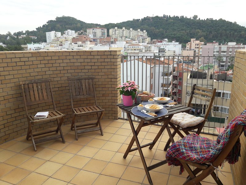 SUITE VICTORIA EXCELLENT, holiday rental in Malaga