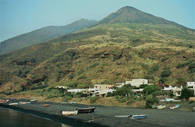 Stella marina - Stromboli, holiday rental in Aeolian Islands