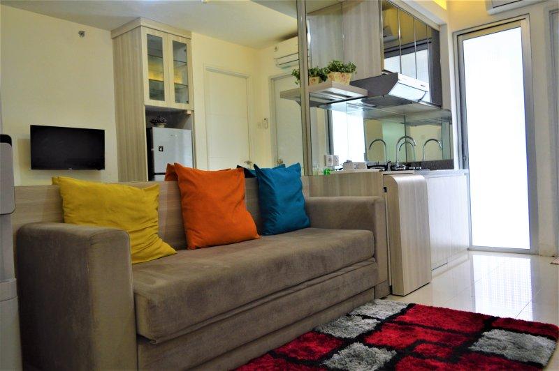 2 bedroom D27AC, holiday rental in Cikarang