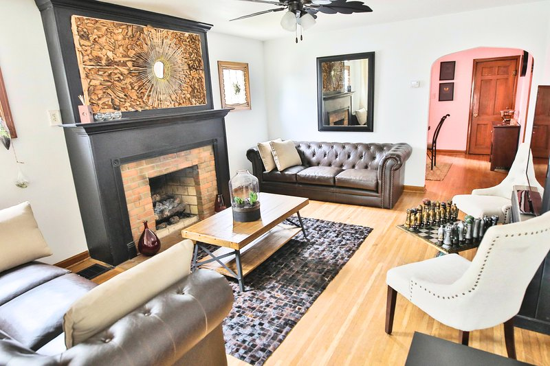 Columbus Comfort- close to all top attractions!!, vacation rental in Columbus