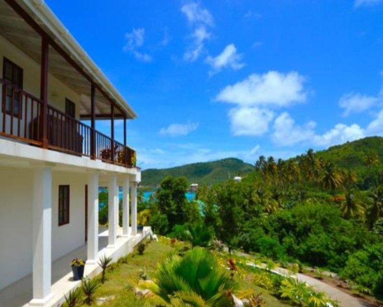 Frente a la playa Casa de la plantación - Ijeoma Tranquilidad