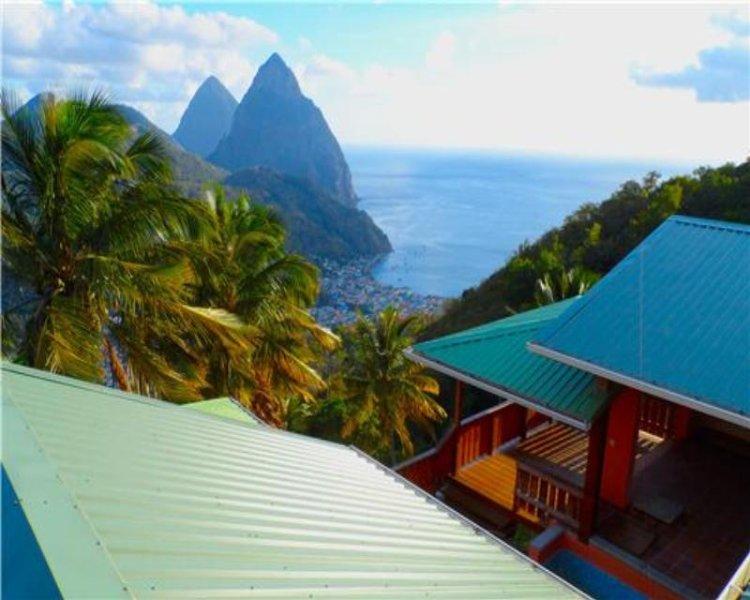 Piton Deck Villa - St Lucia