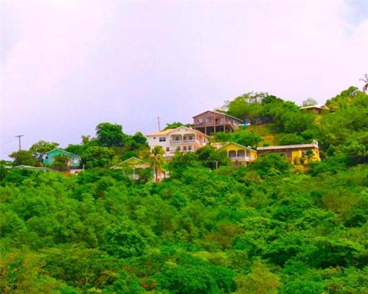 Hill Top superiore - Bequia