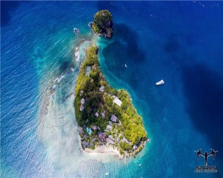 Private Island - Young Island, Saint-Vincent